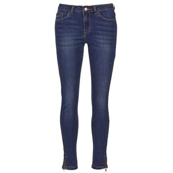 衣服 女士 紧身牛仔裤 Moony Mood IFABANE 蓝色