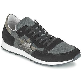 鞋子 女士 球鞋基本款 Yurban FILLIO 灰色 / 黑色