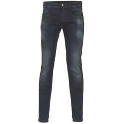 衣服 男士 紧身牛仔裤 Replay ANBASS 蓝色