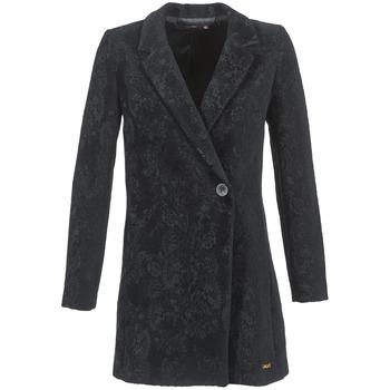衣服 女士 大衣 Desigual LOUVIALE 黑色