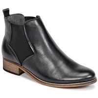 鞋子 女士 短筒靴 Betty London FASSINE 黑色