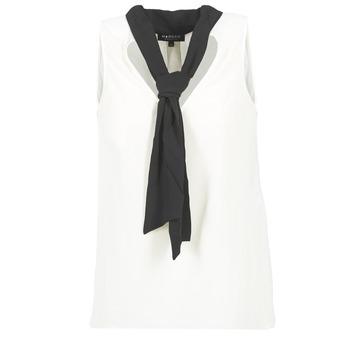 衣服 女士 女士上衣/罩衫 Morgan OREA 白色 / 黑色