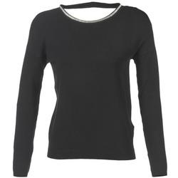 衣服 女士 羊毛衫 Morgan MERAN 黑色