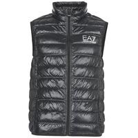 衣服 男士 羽绒服 EA7 EMPORIO ARMANI ONAFRATO 黑色