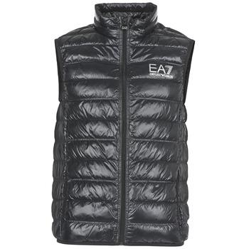 衣服 男士 羽絨服 EA7 EMPORIO ARMANI ONAFRATO 黑色