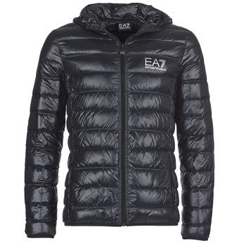衣服 男士 羽绒服 EA7 EMPORIO ARMANI ANDOURALO 黑色