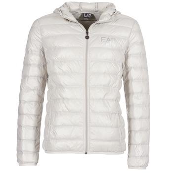 衣服 男士 羽绒服 EA7 EMPORIO ARMANI ANDOURALO 白色