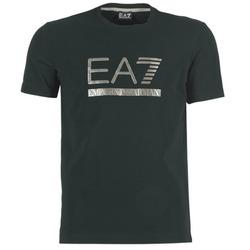 衣服 男士 短袖体恤 EA7 EMPORIO ARMANI MAGGAROL 黑色
