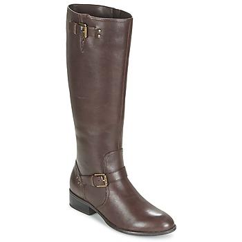 鞋子 女士 都市靴 Ralph Lauren MARRONA 棕色