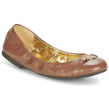 鞋子 女士 平底鞋 Ralph Lauren BETHENNY 棕色