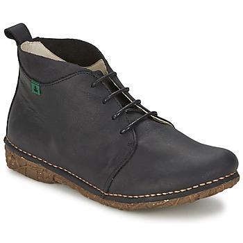 鞋子 女士 短筒靴 El Naturalista ANGKOR 黑色