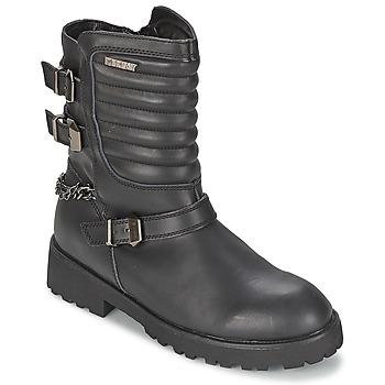 鞋子 女士 短筒靴 Replay EAGLE 黑色