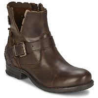 鞋子 女士 短筒靴 Replay SOUP 棕色