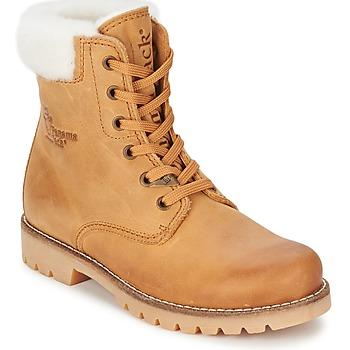 鞋子 女士 短筒靴 Panama Jack 巴拿马 杰克 PANAMA Miel