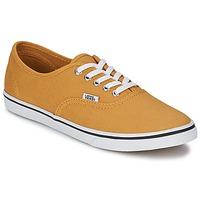 鞋子 球鞋基本款 Vans 范斯 AUTHENTIC LO PRO 芥末黃 / RUE / 白色
