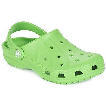 鞋子 洞洞鞋/圆头拖鞋 crocs 卡骆驰 Ralen Clog 闪光绿