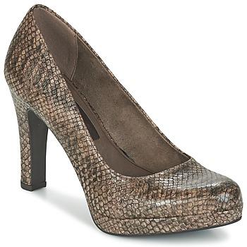 鞋子 女士 高跟鞋 Tamaris SYLVA 棕色
