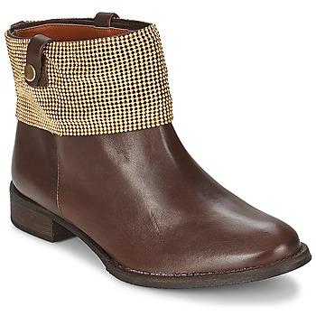 鞋子 女士 短筒靴 Schutz WAIPOHI 棕色