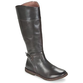 鞋子 女士 都市靴 Kickers CRICK 棕色 / Fonce