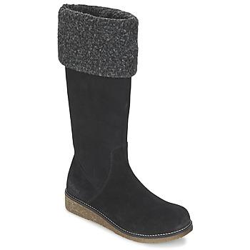 鞋子 女士 都市靴 Kickers KARINE 黑色