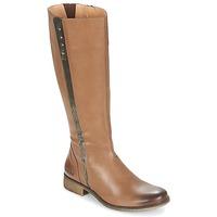 鞋子 女士 都市靴 Kickers LONGBOTTE 棕色 / 金色