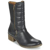 鞋子 女士 短筒靴 Kickers MILLIER 黑色