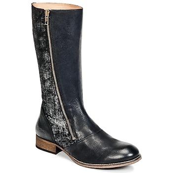 鞋子 女士 都市靴 Kickers PENNYHO 黑色 / 明亮