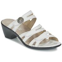 鞋子 女士 休闲凉拖/沙滩鞋 Romika Gorda 01 白色
