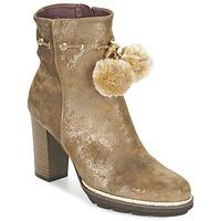 鞋子 女士 短靴 Fericelli FAHRA 米色