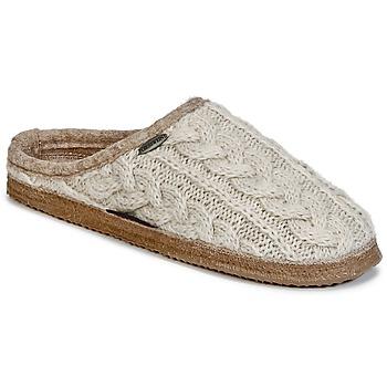 鞋子 女士 拖鞋 Giesswein NEUDAU 米色