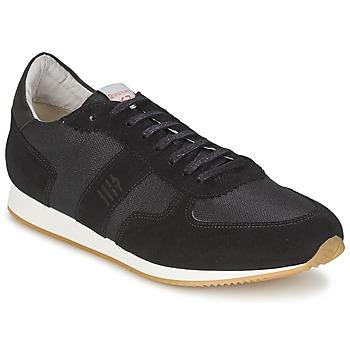 鞋子 男士 球鞋基本款 Serge Blanco VARN 黑色