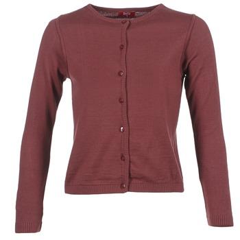 衣服 女士 羊毛開衫 B.O.T.D EVANITOA 波爾多紅