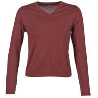 衣服 女士 羊毛衫 B.O.T.D FANZOLIO 波尔多红