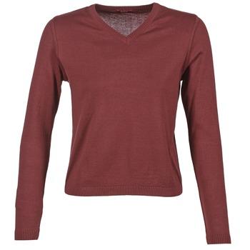 衣服 女士 羊毛衫 B.O.T.D ECORTA VEY 波尔多红