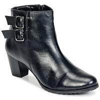 鞋子 女士 短靴 Balsamik GOMALO 黑色