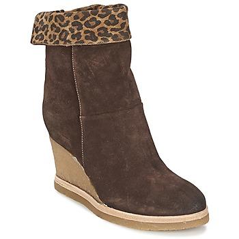 鞋子 女士 短靴 Vic 维克 VANCOVER GUEPARDO 棕色 / Leopard