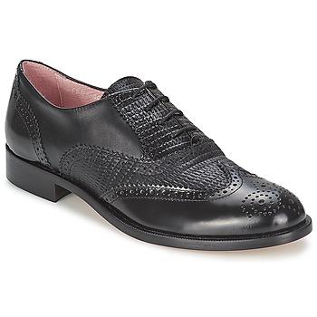 鞋子 女士 系带短筒靴 Elia B SPECTATOR 黑色