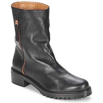 鞋子 女士 短筒靴 Castaner FILOMENE 黑色
