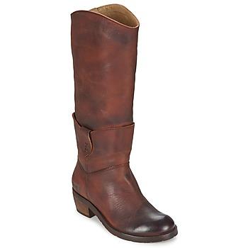 鞋子 女士 都市靴 Dkode INDIANA 棕色 / Fonce