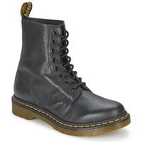 鞋子 女士 短筒靴 Dr Martens PASCAL 黑色