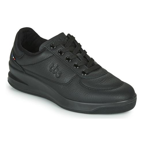 鞋子 女士 球鞋基本款 TBS BRANDY 黑色