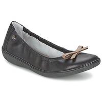 鞋子 女士 平底鞋 TBS MACASH 黑色 / 灰褐色