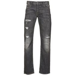 衣服 男士 直筒牛仔裤 Kaporal AMBROSE 黑色