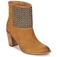 鞋子 女士 短靴 Dumond GUOUZI 棕色