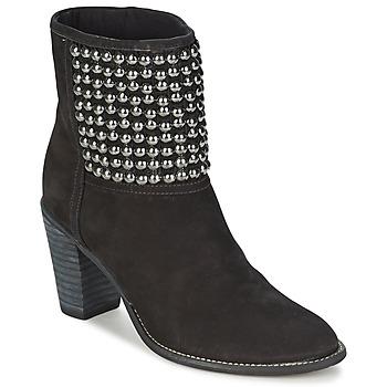 鞋子 女士 短靴 Dumond GUOUZI 黑色
