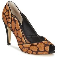 鞋子 女士 高跟鞋 Dumond GUATIL Leopard
