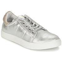 鞋子 女士 球鞋基本款 Les P'tites Bombes BABOU 银色