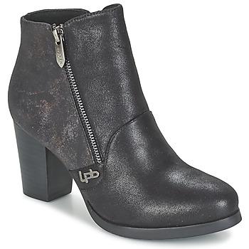 鞋子 女士 短靴 Les P'tites Bombes BALTIMORE 黑色