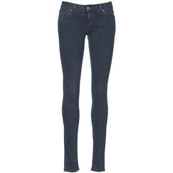 衣服 女士 紧身牛仔裤 School Rag NEW LINDSEY 蓝色 / Brut