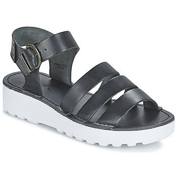 鞋子 女士 凉鞋 Kickers CLIPPER 黑色